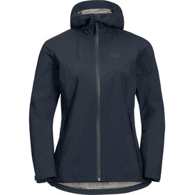 Jack Wolfskin JWP Shell Jacket Damen night blue